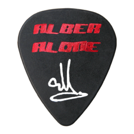 Alber Alone
