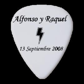 Alfonso y Raquel
