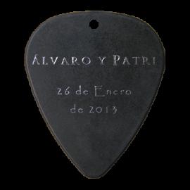 Álvaro y Patri