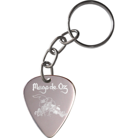 Key Ring Chain made of surgical steel Mago de Öz