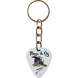 Key Ring Chain Witch Frank