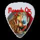 Set 6 Púas Coleccion Personajes Mägo de Oz