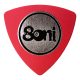 Púas personalizadas Boni