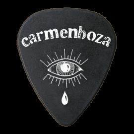 Púas personalizadas Carmen Boza