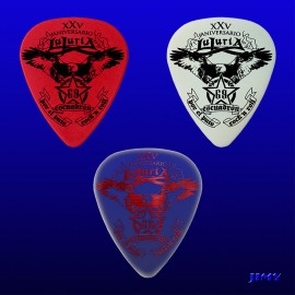 Custom picks Lujuria