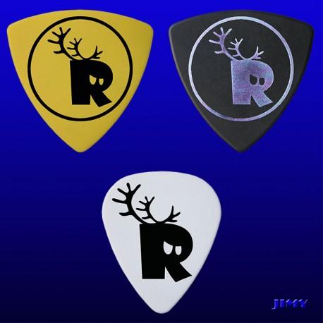 Púas personalizadas El Reno Renardo