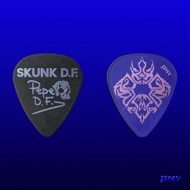"Skunk D.F ""Pigmalión"" (Pack of 2 picks)"