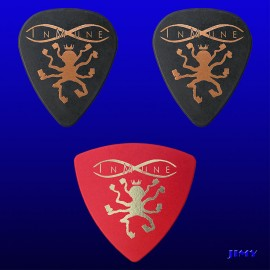 Inmune (Pack of 3 picks)