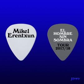 Mikel Erentxun  (Pack de 2 púas)
