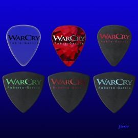 """Warcry """"2017"""" (Pack de 6 púas)"""