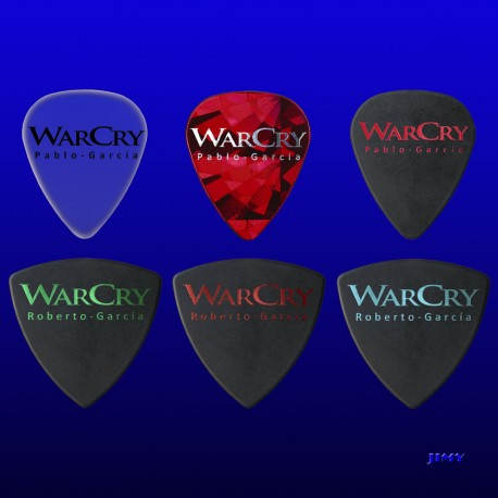 Custom picks Warcry