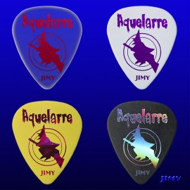 Aquelarre Metalrock Fest 2018 (Pack of 4 picks)