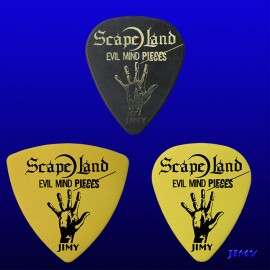 Scape Land 2018 (Pack of 3 picks)