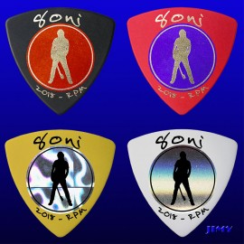 Boni 2018 (Pack of 4 picks)