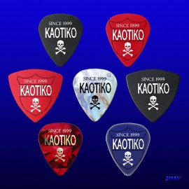 Kaotiko  2018 (Pack of 7 picks)