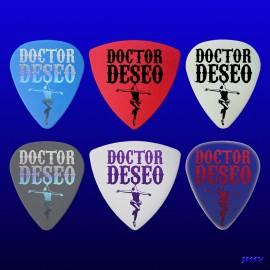Doctor Deseo 2019 (Pack de 6 púas)