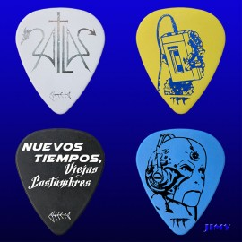 Atlas (Pack of 4 picks)