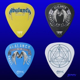 Avalanch (Pack of 4 picks)