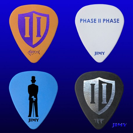 PHASE II PHASE (Pack of 4 picks)