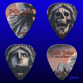 "Jolly Joker ""Never Say Forever"" (Pack of 4 picks)"