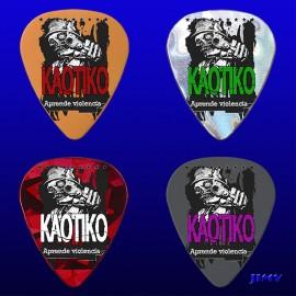 Kaotiko  2020 (Pack of 4 picks)