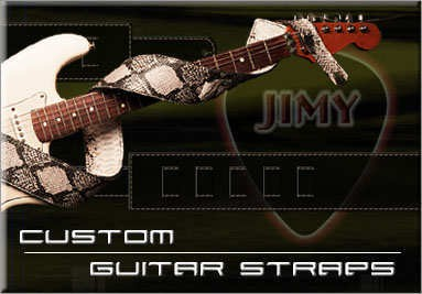 Custom straps